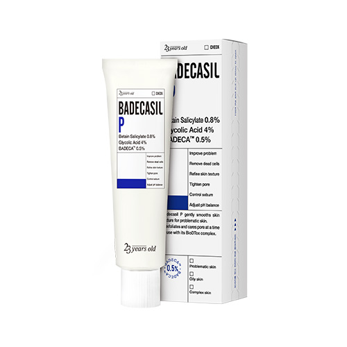 23years old Badecasil P 50g