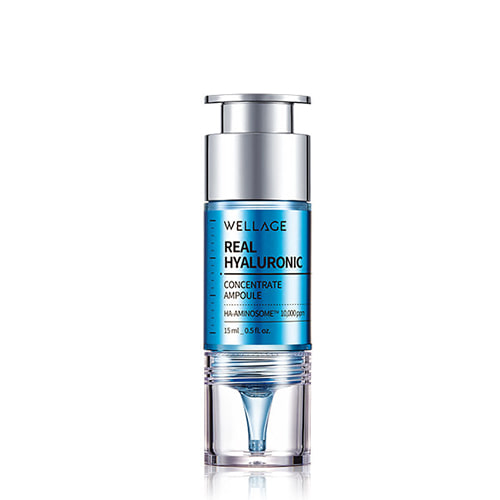 WELLAGE Real Hyaluronic Concentrate Ampoule 15ml