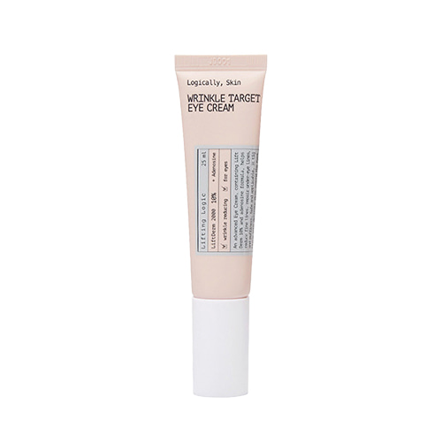 Logically, Skin Wrinkle Targeted Eye Cream 25ml
