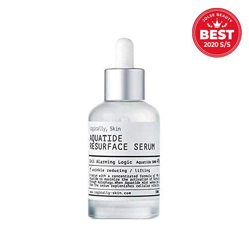 Logically, Skin Aquatide Resurface Serum 50ml
