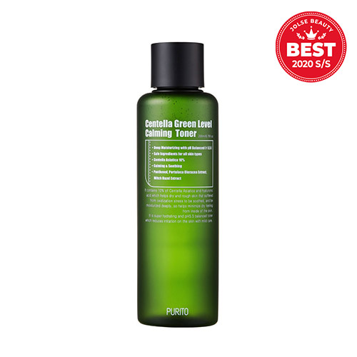 Centella Green Level Calming Toner