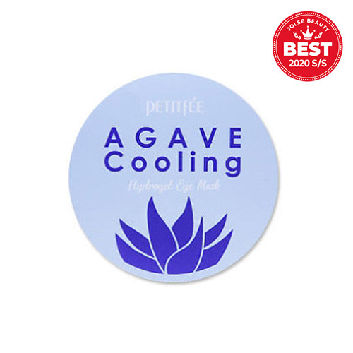 Petitfee Agave Cooling Hydrogel Eye Mask 60ea (30days)