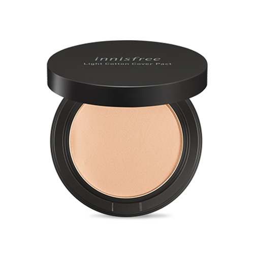 innisfree Light Cotton Cover Pact 12g