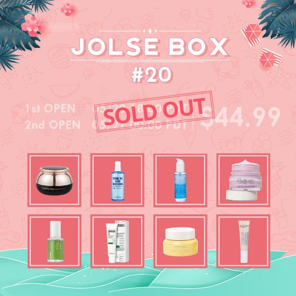 JOLSE BOX #20
