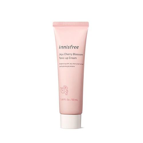 innisfree Jeju Cherry Blossom Tone Up Cream Tube 50ml