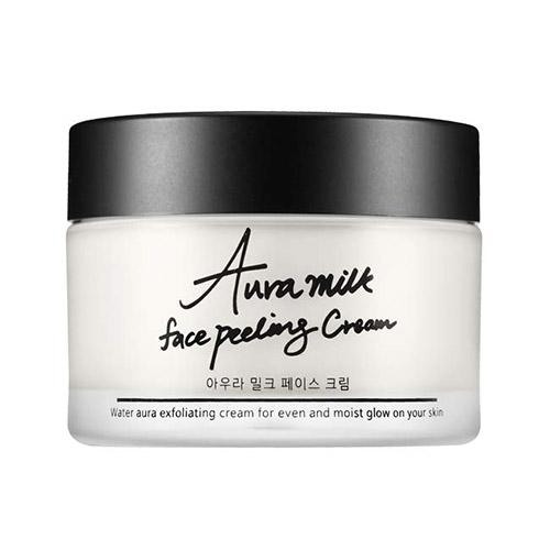 TIAM Aura Milk Face Peeling Cream 50ml