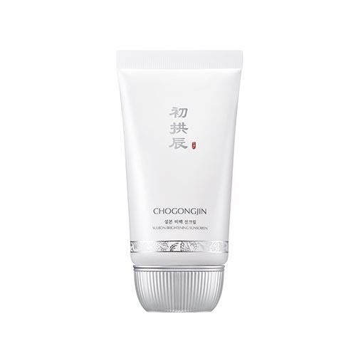 MISSHA Chogongjin Sulbon Brightning Sunscreen SPF50+ PA++++ 50ml