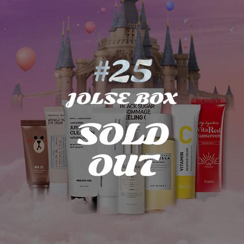 JOLSE BOX #25