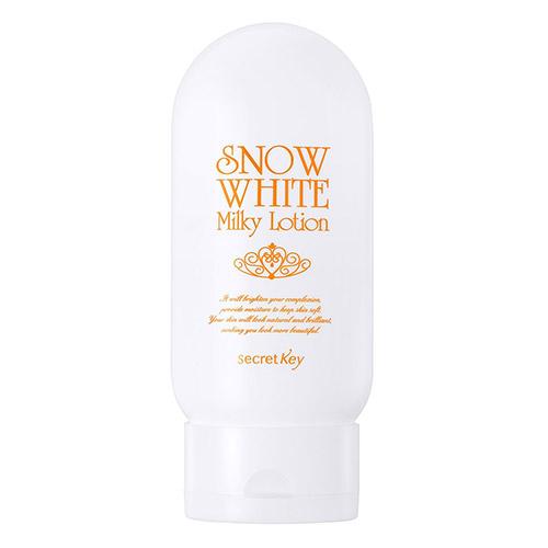 secretKey Snow White Milky Lotion 120g