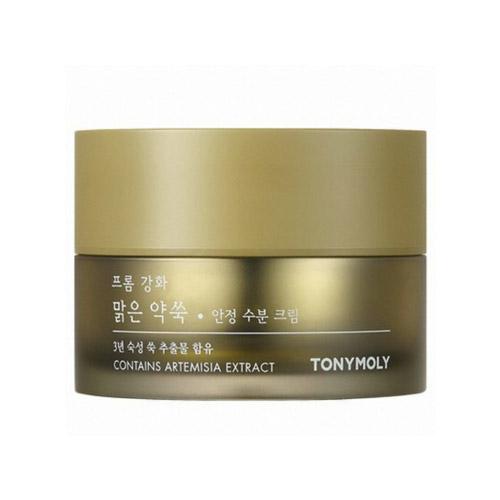 TONYMOLY From Ganghwa Pure Artemisia Calming Watery Cream 50ml