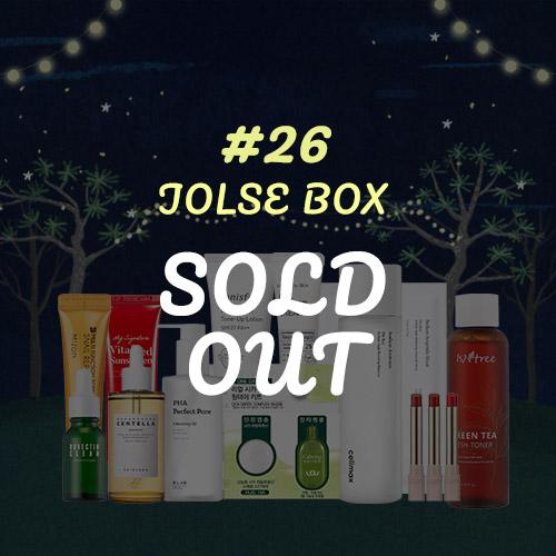 JOLSE BOX #26