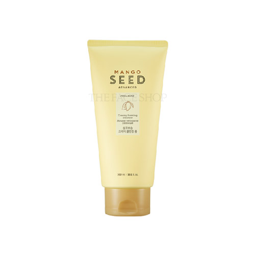 THE FACE SHOP Mango Seed Creamy Foaming Cleanser 300ml
