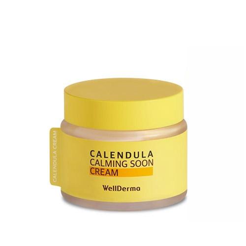 Wellderma Calendula Calming Soon Cream 80g
