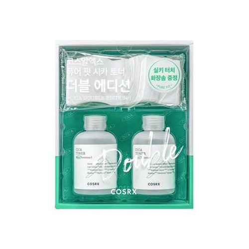 COSRX Cica Toner Double Edition Kit