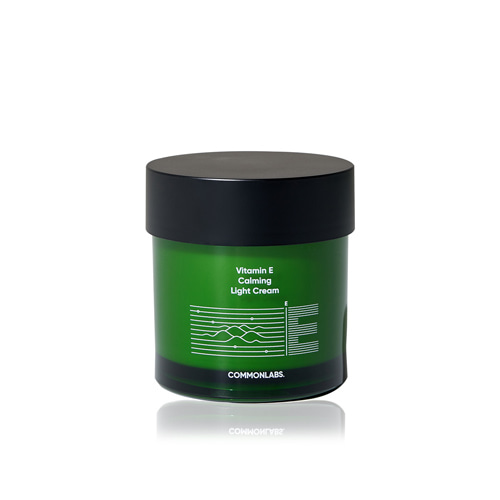 COMMONLABS Vitamin E Calming Light Cream 70g