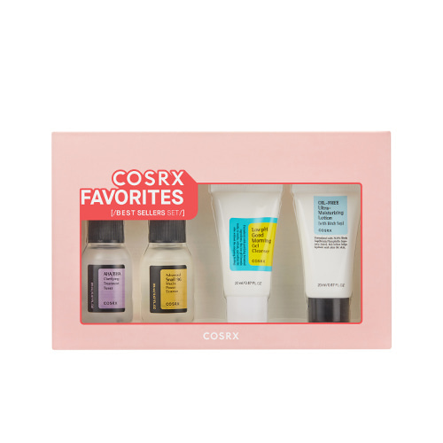 COSRX Favorites Best Sellers Set
