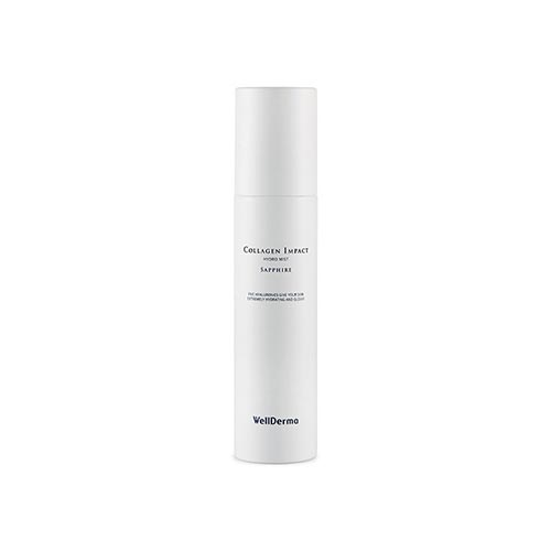WellDerma SAPPHIRE COLLAGEN IMPACT HYDRO MIST 150ml