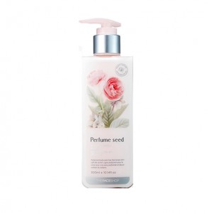 THE FACE SHOP Perfume Seed Velvet Body Milk 300ml