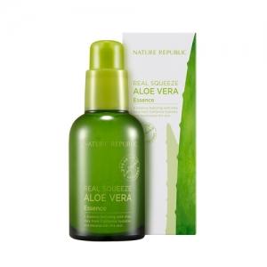 NATURE REPUBLIC Real Squeeze Aloe Vera Essence 50ml