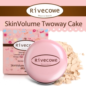 Rivecowe Skin Volume Twoway Cake SPF30 PA++ 12g