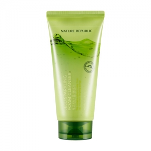 NATURE REPUBLIC Jeju sparkling Foam Cleanser 300ml