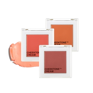 TONYMOLY Cheektone Single Blusher [Cream] 3.5g