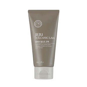 THE FACE SHOP Jeju hwasanto Clay Peel-Off Nose 50g