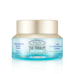 THE FACE SHOP The Therapy Royal Made Moisture Blending Formula Cream 50ml