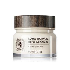 the SAEM Royal Natural Horse Oil Cream 80ml