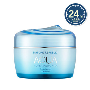 NATURE REPUBLIC Super Aqua Max Fresh Watery Cream 80ml