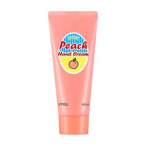 A'PIEU Peach Hand Cream 60ml