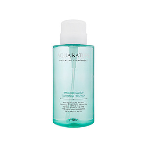 A'PIEU Aqua Nature Bamboo Dew Drop Tightening Freshner 500ml
