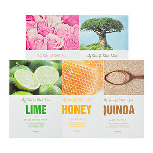 A'PIEU My Skin Fit Sheet Mask 25g * 5ea
