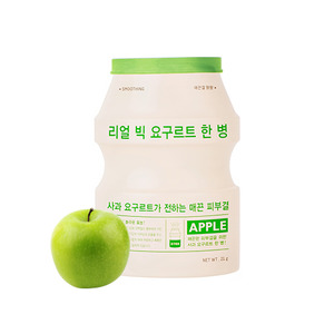 A'PIEU Real Big Yogurt One Bottle Apple 21g*3ea