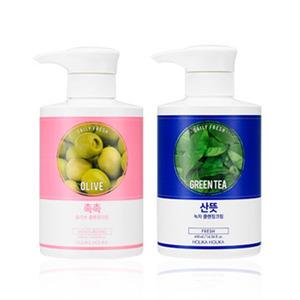 HOLIKA HOLIKA Daily Fresh Cleansing Cream 430ml