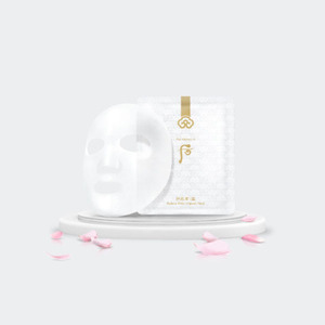 The History of Whoo Seol Radiant White Ampoule Mask 25g * 8ea