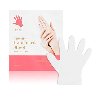 HOLIKA HOLIKA Baby Silky Hand Mask Sheet 2 Sheet for 1 use