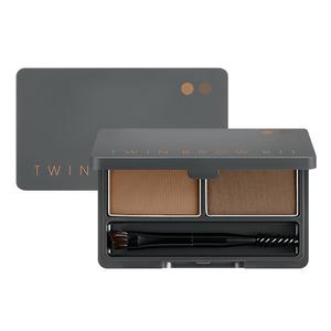 MISSHA Twin Brow Kit Natural Brown