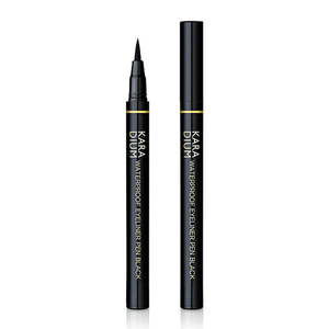 KARADIUM WATERPROOF EYELINER PEN BLACK 0.55g