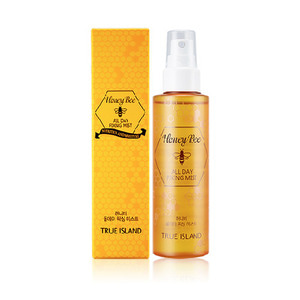 TRUE ISLAND Honey Bee All Day Fixing Mist 80ml