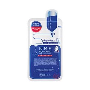 MEDIHEAL N.M.F Aquaring Ampoule Mask EX 10ea