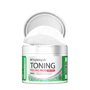 Nightingale Toning Peeling Pads Tea Tree 50ea