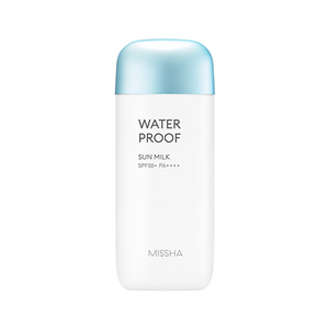 MISSHA All-around Safe Block Waterproof Sun Milk SPF50+ PA++++ 70ml