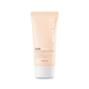 A'PIEU Pure Block Mild Plus Sun Cream SPF32 PA++ 50ml