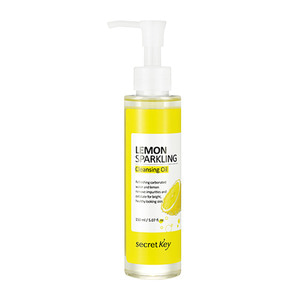 secretKey Lemon Sparkling Cleansing Oil 150ml