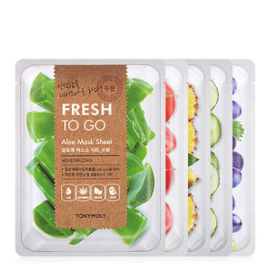 TONYMOLY Fresh To Go Mask Sheet #1ea