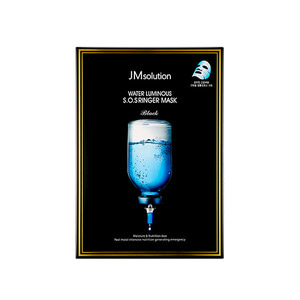 JM Solution Water Luminous S.O.S Ringer Mask 10ea