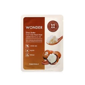 TONYMOLY Wonder Shea Butter Chok Chok  Mask Sheet 20g * 1ea