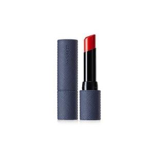 the SAEM Kissholic Lipstick Leather Glow 3.8g