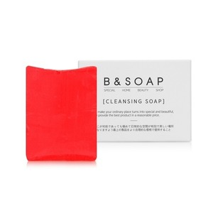 B&SOAP Cleansing Soap Pop Block (shampoo bar) 100g